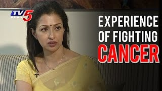 Gautami reminds her experience of fighting Cancer