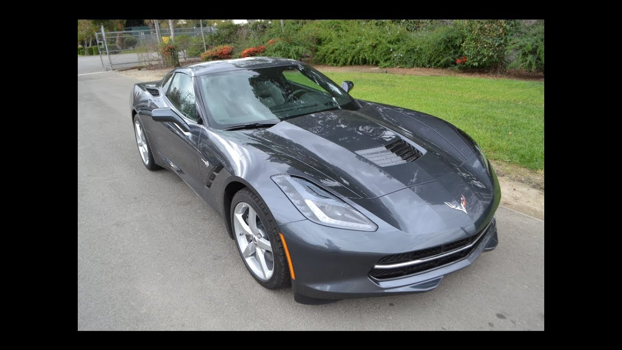 sold 2014 cyber gray corvette for sale by corvette mike anaheim. Cars Review. Best American Auto & Cars Review