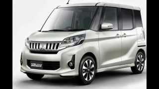 New Mitsubishi eK Space
