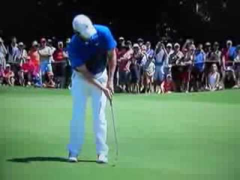 Rory McIlroy - New Putting Stroke (Dave Stockton) Nov 30, 2013
