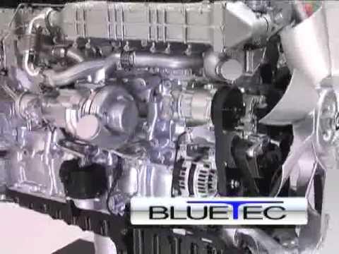 Detroit Diesel SCR Bluetec DD13, DD15, DD16 Series Engines
