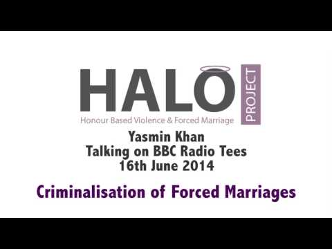Criminalisation of forced marriages Yasmin Khan