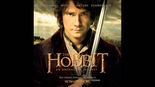 THE HOBBIT Soundtrack Song Of The Lonely Mountain