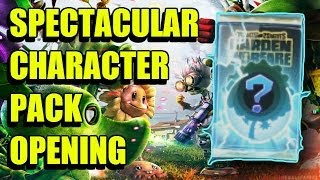 WORLD FIRST 40,000 SPECTACULAR CHARACTER PACK OPENING