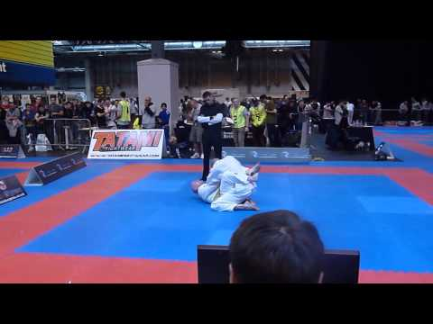 British BJJ Open 2013 - White Master Feather - Lee Rooney - Final