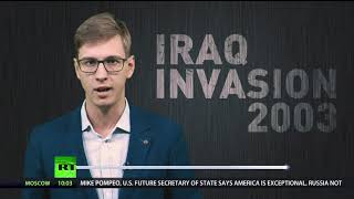 Washington beats drum of war for Syria: Sounds suspiciously familiar...