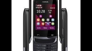 NOKIA C2-02 Configurando El APN INTERNET 3g