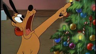 Mickey Mouse - vánoce