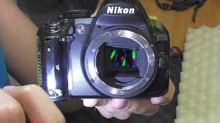 Ремонт nikon d3100 своими руками