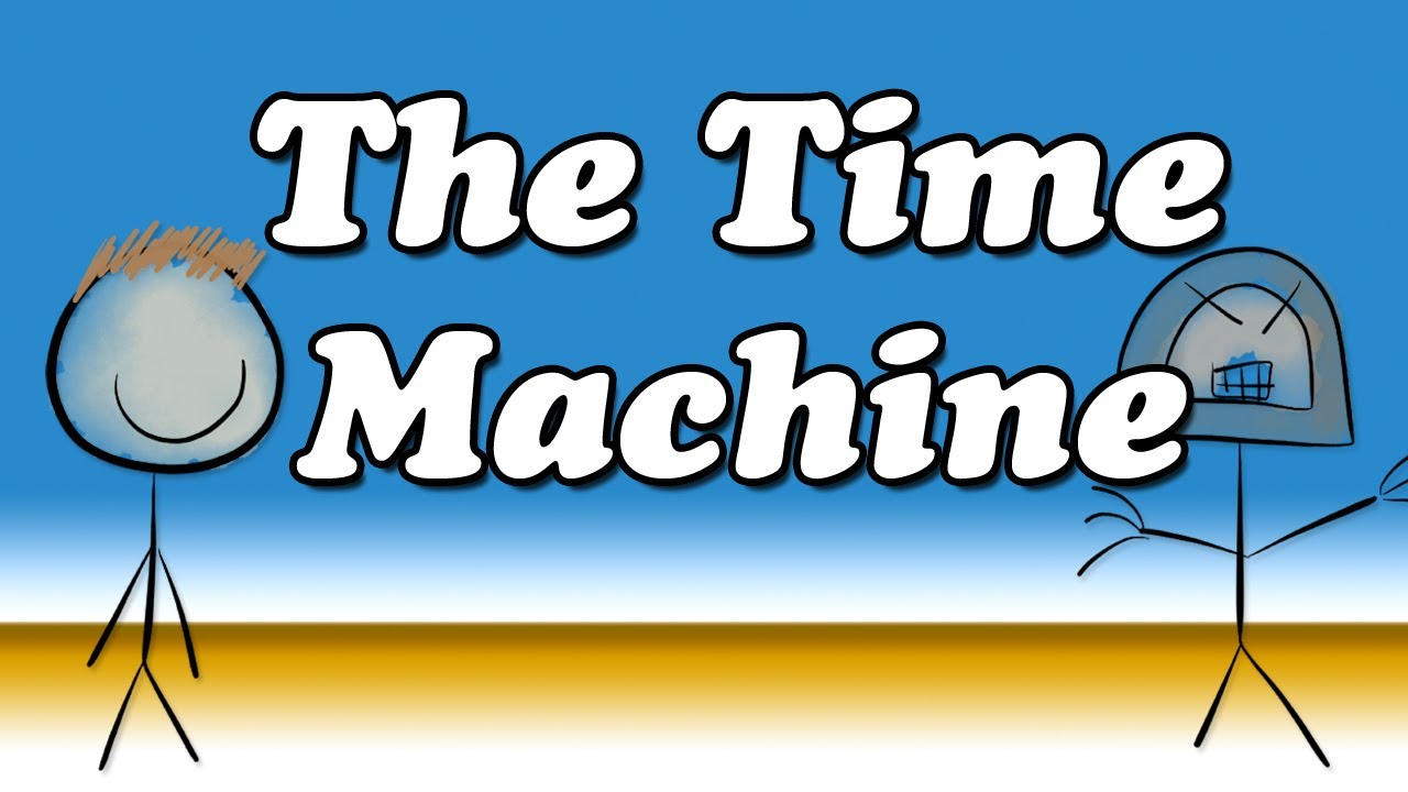 "book report on the time machine The book was one of the first science fiction novels ever to be published and is largely credited with popularizing the concept of time travel by usage of a vehicle or a ""time machine"" (a term coined in the novel and still widely used to this day."