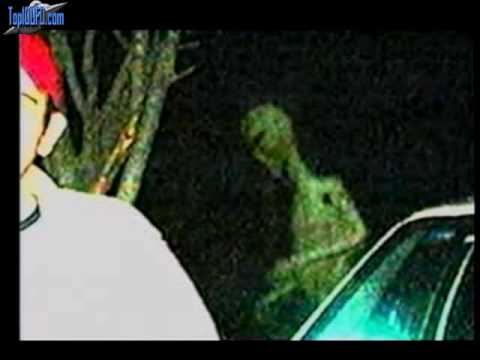 Real Aliens Caught On Film?,