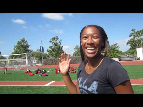 Triple Jump Workout - Bianca James '17