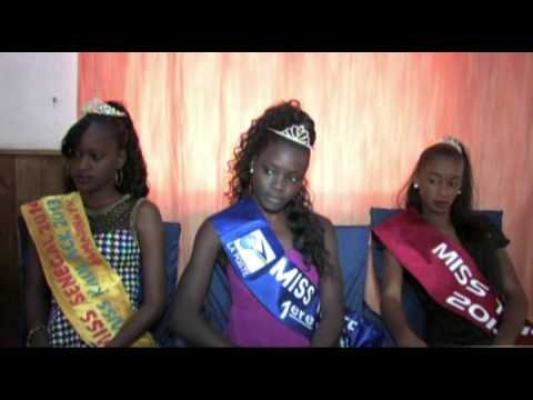 Final Miss senegal 2014 a Saly