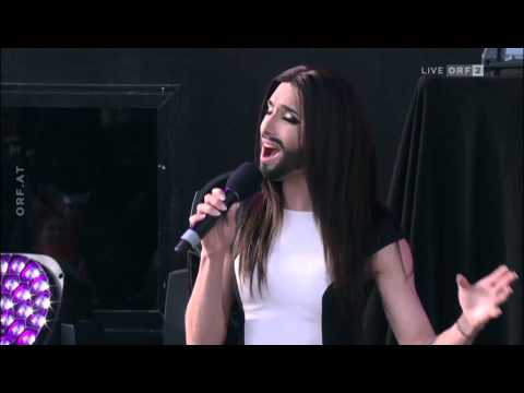 Conchita Wurst - Do You Believe In Love [Cher] (Live)