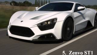 Most Expensive Cars In The World: Top 10 List 2012 - 2013 ..