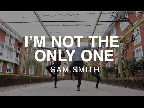 I'M NOT THE ONLY ONE - Sam Smith | Johan Sotelo Acoustic Cover | Hieu-ck Ray Dance Choreography