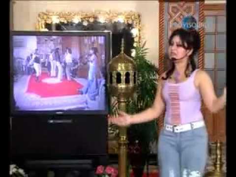 أحلى رقص و غناء مغربي مع نبيلة المغربية - video maroc  YouTube