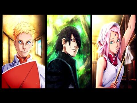 Kết thúc của Naruto (chap 700)