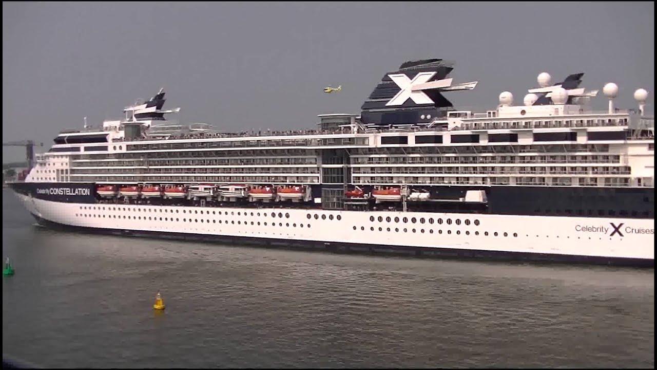14-Night Celebrity Constellation Dubai to Sailing March ...