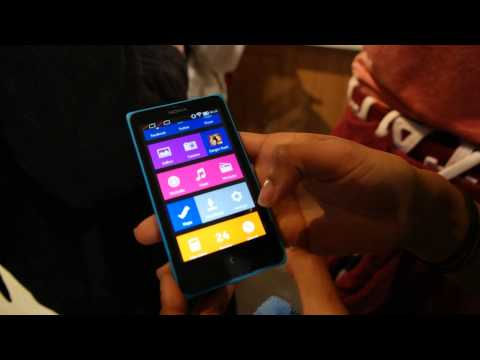 MWC 2014: Nokia X hands-on