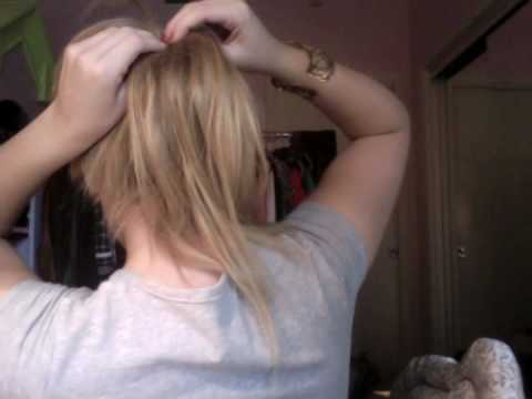Easy hairstyles for school! - YouTube