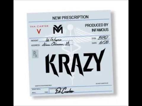 Lil Wayne - Krazy #CarterV