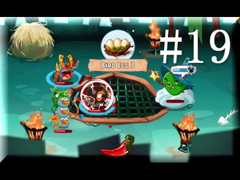 Angry Birds Epic - FINAL BOSS RESCUED THREE EGG - Gameplay Walkthrough Part 19