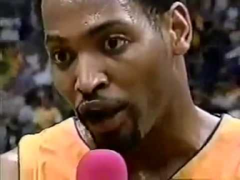 Robert Horry 2002 Buzzer Beater vs Kings