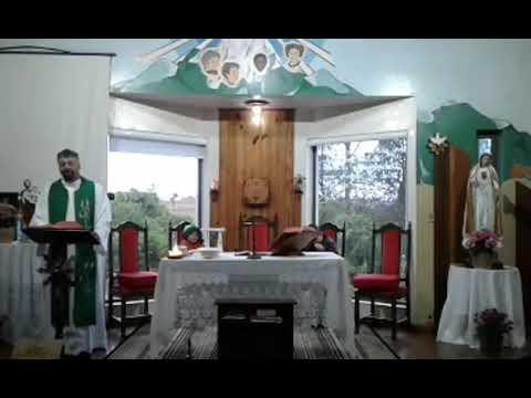 Santa Missa | 22.09.2020 | Terça-feira | Padre Paulo Sérgio Mendes da Silva | ANSPAZ