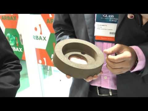Entrevista para o Portal Vidro TV sobre a participação da Arbax na Glass 2014.