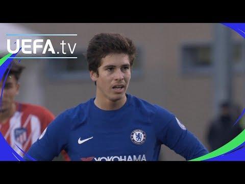 Highlights: Chelsea 4-2 Atlético
