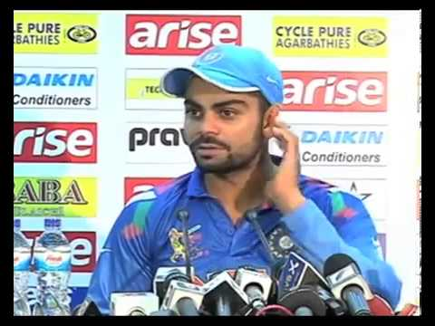 Asia Cup 2014 Ind vs Pak: Virat on giving 50th over to Ashwin