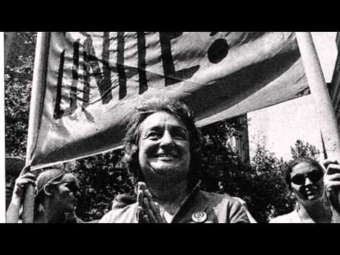 Betty Friedan - Feminist Activist (1921-2006)