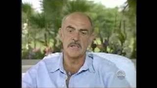 Sean Connery On Slapping Women