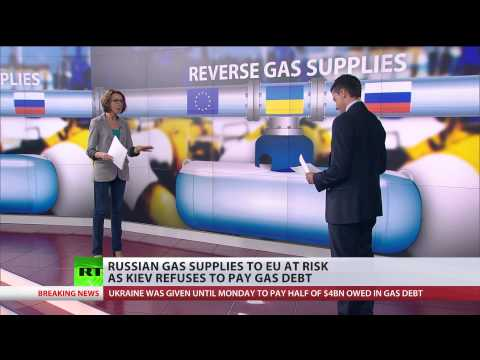 Busted: 4 Russia/Ukraine gas-spat myths
