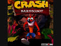 Crash Bandicoot 1 - Upstream, The Creek Music