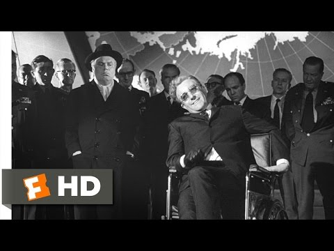 Dr. Strangelove (8/8) Movie CLIP - Living Underground (1964) HD