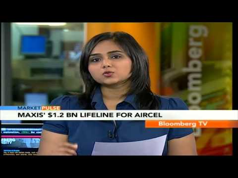 Market Pulse- Maxis' $1.2 Bn Lifeline For Aircel