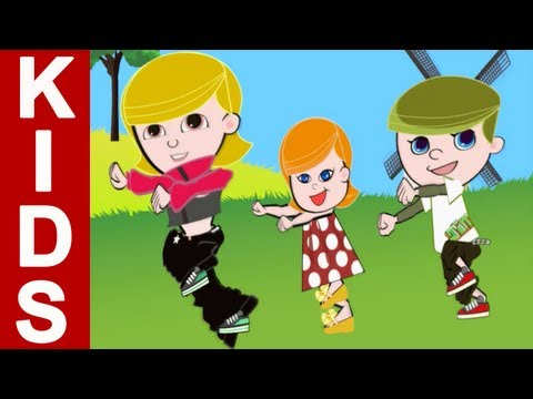 Nursery Rhymes - Ringa Ringa Roses - New Kids Songs And Tales From TingooKids
