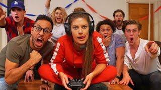 #1 FIFA Player | Hannah Stocking & Anwar Jibawi