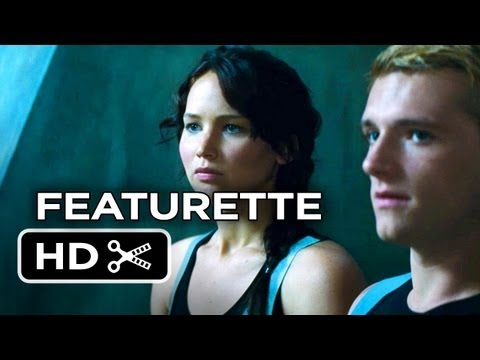 The Hunger Games: Catching Fire Official IMAX Featurette (2013) HD