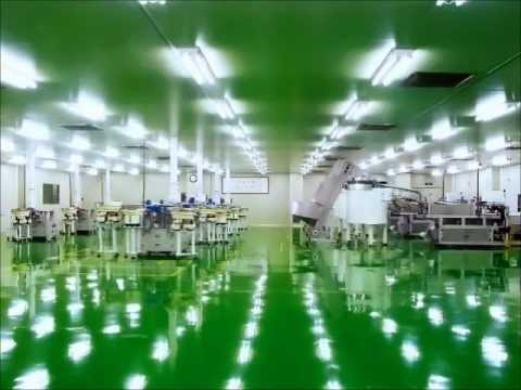 DISPOSABLE SYRINGE & NEEDLE PRODUCTION LINE-2.wmv