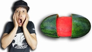 NTN - Ảo Thuật Kinh Điển Với Quả Dưa Hấu ( Magic Watermelon )