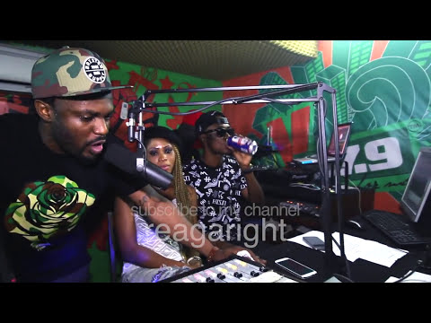 Sarkodie, Pae dae, EL, Dee Moneey, Eazzy + more freestyle on YFM Ghana
