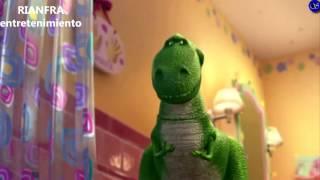 Toy Story Toons Fiesta De Saurus Rex Avance Espaol Latino