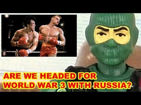 Russia Seizes Crimea, Obama's Big Reveal, Fred Phelps Dead - Action Figure Therapy News