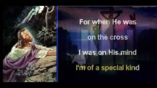 When He Was On The Cross