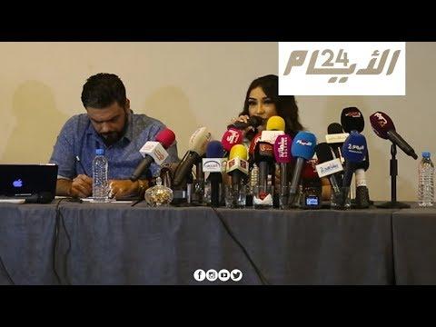 دنيا باطما تفجرها في وجه محمد عساف بسبب سعد المجرد
