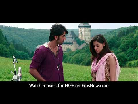 Nargis Fakhri and Ranbir Kapoor intense kissing - Rockstar