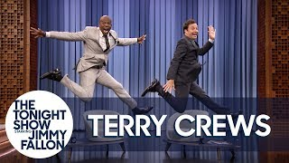 Terry Crews Invented a New Kind of Chair